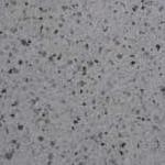 povrch bílo-šedý otryskávaný