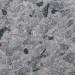 povrch šedo-bílý vymývaný